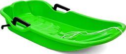 Hamax Sanki plastikowe z hamulcami zielone (S2893)