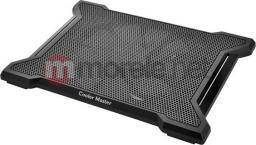 Podstawka chłodząca Cooler Master NotePal X-Slim II Czarny R9-NBC-XS2K-GP
