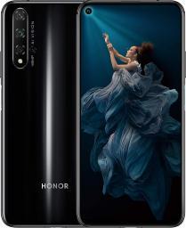 Smartfon Honor Honor 20 128 GB Dual SIM Czarny  (51093VCM)
