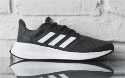 Adidas Buty męskie Runfalcon szare r. 47 1/3 (F36200)