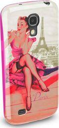 Cellular Line Etui Vintage Galaxy S4 Mini Paryż
