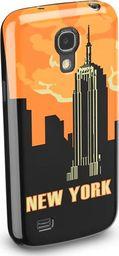 Cellular Line Etui Vintage Galaxy S4 Mini Nowy Jork