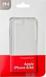 MustHavz Etui iPhone 6/6S transparentne uniwersalny