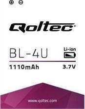 Bateria Qoltec do Nokia BL-4U 7866.BL-4U