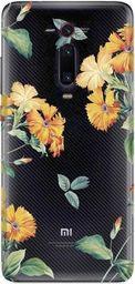 CaseGadget Nakładka do Xiaomi Mi 9T/9T Pro polne kwiaty
