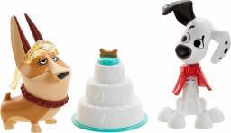 Mattel Figurki 101 Dalmatyńczyków Dwupak (GBM40)