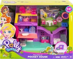 Polly Pocket Polly Pocket Domek Polly Pollyville (GFP42) WB2