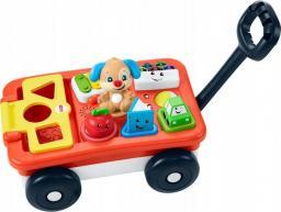 Mattel Edukacyjny wózek Szczeniaczka (GHV14)