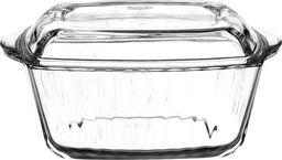 Naczynie żaroodporne brytfanna szklana 2,5L uniwersalny
