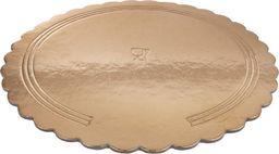 Orion Podstawka pod tort ciasto kartonowa 32cm 2-STRONNA uniwersalny