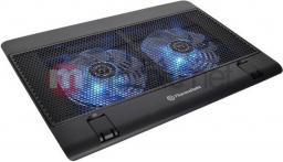 """Podstawka chłodząca Thermaltake Massive 14 rev.2 (10~17"""", 2x140mm Fan, LED) mesh (CL-N001-PL14BU-A)"""
