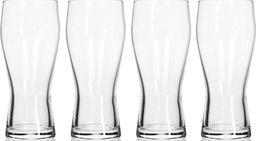 Excellent Housewares Szklanka do PIWA szklanki zestaw 0,4L 4 szt uniwersalny