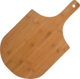 Deska do krojenia Excellent Housewares do serwowania bambusowa do pizzy 53x30cm