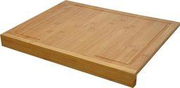 Deska do krojenia Excellent Housewares bambusowa 45x35cm
