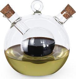 Excellent Housewares Butelka dozownik na oliwę ocet balsamiczny 2w1 uniwersalny