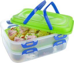 Orion Pojemnik na PIKNIK koszyk do przenoszenia żywności uniwersalny