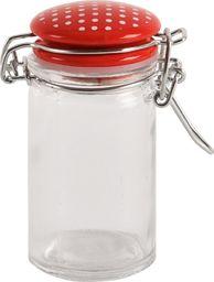 Orion Pojemnik szklany słoik kuchenny RETRO KROPKI 0,1L uniwersalny