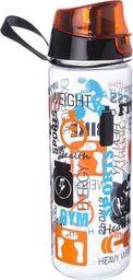Orion Butelka na wodę Fitness pomarańczowy 750ml