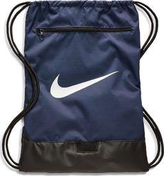 Nike Plecak / Worek na buty NIKE Brasilia 9.0 BA5953 410 Granatowy uniwersalny