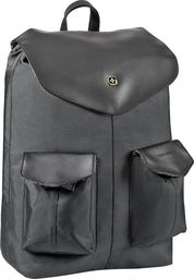 Plecak Wenger Plecak na jedno ramię na laptop 14 i tablet WENGER Czarny uniwersalny