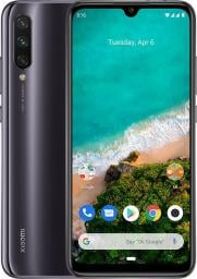 Smartfon Xiaomi Mi A3 128 GB Dual SIM Szary  (MZB7951EU)