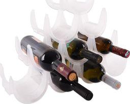 Orion Stojak WINO regał na butelki wina - 10 butelek uniwersalny