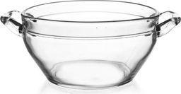 Orion Miska z uszami bulionówka szklana talerz 0,5L uniwersalny