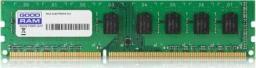 Pamięć GoodRam DDR3, 4 GB,1333MHz, CL9 (GR1333D364L9S/4G)