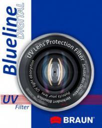 Filtr Braun Bluelin UV 52mm (blueuv52)