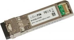 Moduł SFP MikroTik Moduł nadawczo-odbiorczy 10GbE, SFP+ (S+85DLC03D)