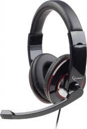 Słuchawki z mikrofonem Gembird MHS-001