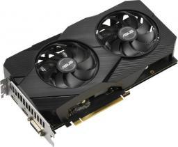 Karta graficzna Asus Dual GeForce GTX 1660 OC Evo 6GB GDDR6 (DUAL-GTX1660-O6G-EVO)