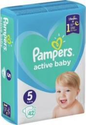Pampers Pieluchy Junior 5 42 szt.