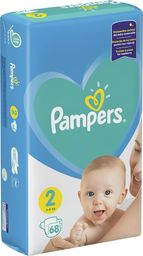 Pampers Pampers Pieluchy Mini 2 4-8 kg 68 szt