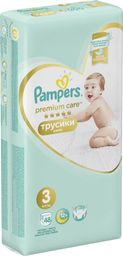Pampers Pieluchy Premium Pants 3 (6-11kg) 48 szt. Value Pack