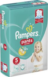 Pampers Pampers pieluchomajtki Active Baby Dry Value Pack Plus/Economy Pack S5 42szt