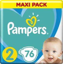 Pampers Pieluchy Newborn 2 (4-8kg) 76 szt. Maxi Pack