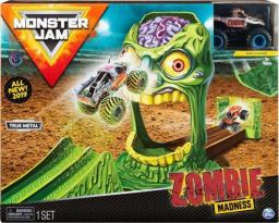 Monster Jam  Wyczynowy Zombie Madness + Monster Truck Zombie (6045029/20103382)