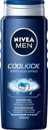 Nivea Żel pod prysznic Cool Kick 400ml