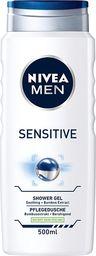 Nivea Żel pod prysznic Men Sensitive 500ml