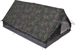 MFH - Max Fusch MFH Namiot 2-osobowy Minipack Woodland uniwersalny