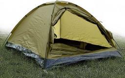 Namiot turystyczny Mil-Tec Iglo Standard 2 Coyote