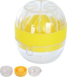 Wyciskarka do cytrusów Orion Wyciskacz do cytrusów soku cytryny z pojemnikiem uniwersalny