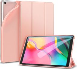 Etui do tabletu ESR Esr Rebound Galaxy Tab A 10.1 2019 T510/t515 Clear/rose Gold