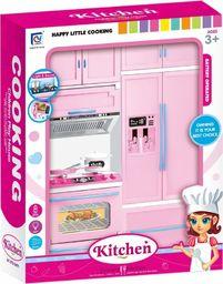Askato Meble kuchenne z lodówką i piekarnikiem (481616)