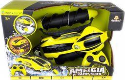 Madej Pojazd Rc Amfibia żółty
