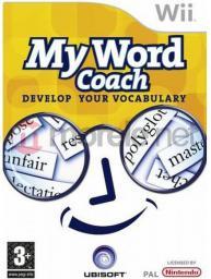 Gra Wii My Word Coach UK