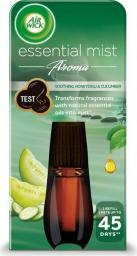 Air Wick Essential Mist Aroma orzeźwiający wkład do odświeżacza o zapachu ogórka i melona miodowego 20 ml (AIRW-WK-002-75)