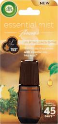 Air Wick Essential Mist Aroma orzeźwiający wkład do odświeżacza o zapachu cytryny i tymianku 20ml