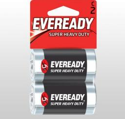 Energizer Bateria Eveready Super Heavy Duty C / R14 2szt.